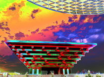 Expo 2010 in color eight by aw-anja-bronner-art