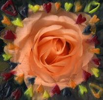 La rosa amor II by aw-anja-bronner-art