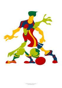 Soccers 01 by Marlon Tenorio