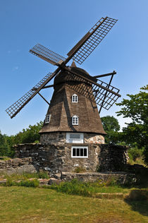 Windmühle by Hubert Hämmerle