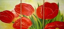 Tulpen 1,2,3 by ERIKA FUSS