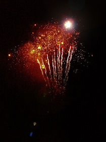 Feuerwerk von Tino Retzlaff