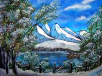 Wintermärchen von Vera Markgraf