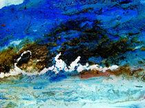 BLUE IDEA  - ocean 985 by Monika Nelting