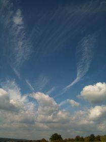 Wolkenspiel by Heike Schuster