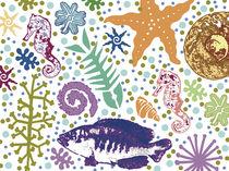 Aquarium von Ilona Metscher