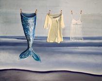 Waschtag bei Nixens von Ilona Metscher