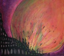 Feuerwerk von Anna Zahn
