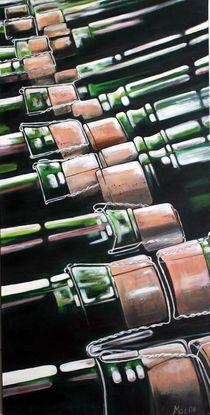 Wein - Art by mae