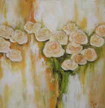 Rosen abstrakt II by mae