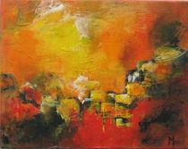 Landschaft abstrakt I by mae