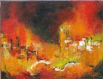 Landschaft abstrakt II by mae