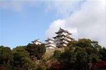Japan - Himeji   Burg des weißen Reihers von Frank Seidel
