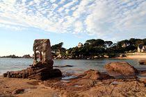 Frankreich - Granitküste von Frank Seidel