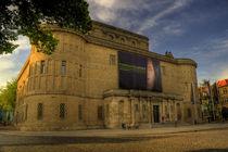 Landesmuseum für Vorgeschichte by Sven Dressler
