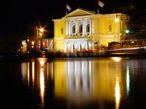 Oper - Halle (Saale) by Sven Dressler