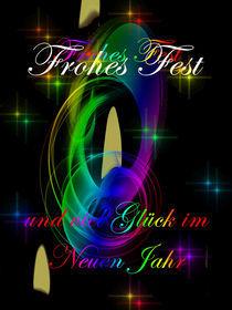 Frohes Fest 002 von Norbert Hergl