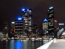 Sydney bei Nacht by kaz