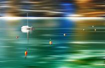 Das Segelboot von hannes cmarits