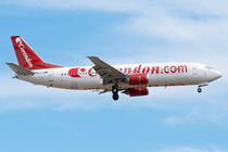 Corendon Airlines by Bulent Kavakkoru