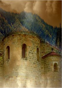 Das Kloster der weißen Nonnen by Wolfgang Schwerdt