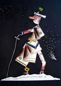 Ein Aristokrat mit Holzbein by Markus Johne