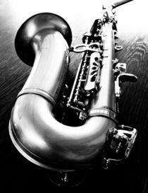 Saxophon von Dirk Jacobs