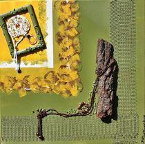 Wandschmuck von Roswitha Rudzinski