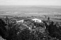 tuscany village by imaginarius