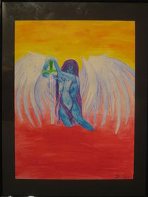 l'ange furieux von Klara Latz
