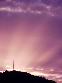 Sonnenuntergang by Anke Tarabay