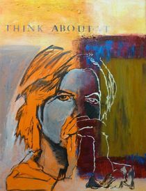 think about it  by Sabine Freivogel