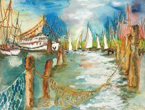 Im Hafen von Lydia Billert