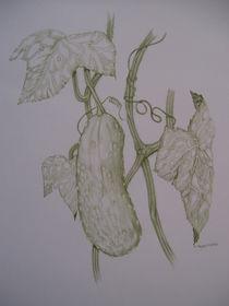 Gemüse  von Angelika Wegner