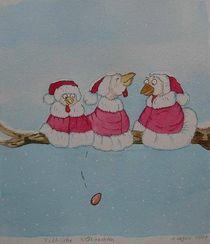 wEIhnachten von Angelika Wegner
