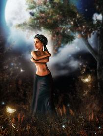 Among The Fireflies by karicedanae