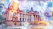Berlin Reichstag 2 by Oliver Muth