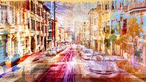 Straße San Francisco by Oliver Muth