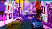 Straße San Francisco 2 von Oliver Muth
