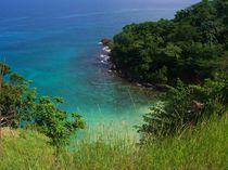 traumhaftes, karibisches Meer von Mareia Claudia Lange