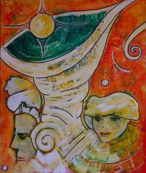 Heilige Gral 1 by Belinda di Keck