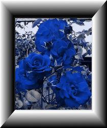 Silberblau von anoreng