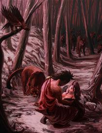 """'Wolf trap' by Manuel """"lolo"""" Guzman"""