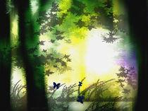 Forrest Lightning. von Bernd Vagt