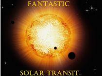 Fantastic solar transit. von Bernd Vagt
