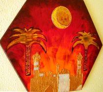 Orientalische Träumerei 2 von petrah