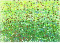 Sea Of Flowers / Blumemmeer von Mischa Kessler
