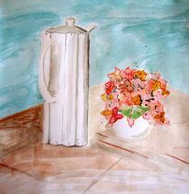 Hortensienblüten by annas