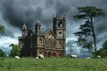 Kirche in Stowe by Sebastian Kaps