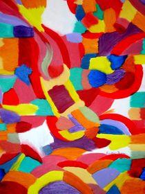 Spiel mit Farbe by artmagic